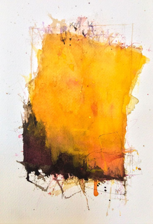 Kresten Havgaard, Akvarel