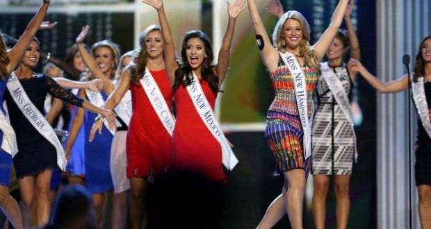 Miss America Competition Live Show
