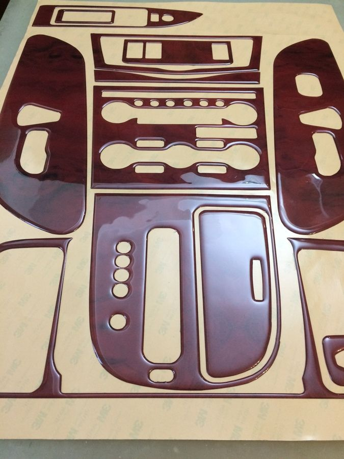Dash Trim Kit For Nissan Murano Z51 Worldwide Shipping Different Colors 3000 Drawings For All Cars Nissan Nissanmurano Murano Tuningmurano Tuning