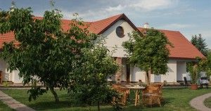 Poroszló - Kamilla ház