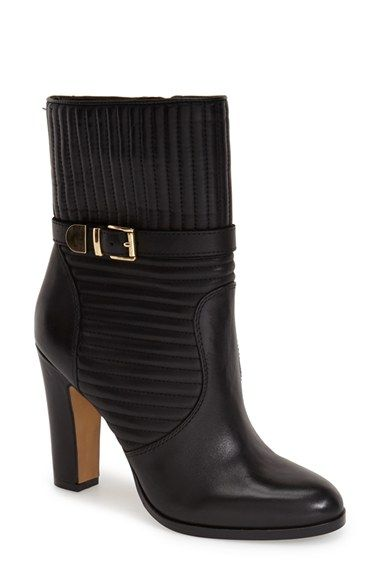 Vince Camuto 'Curtis' Quilted Boot (Women) available at #Nordstrom