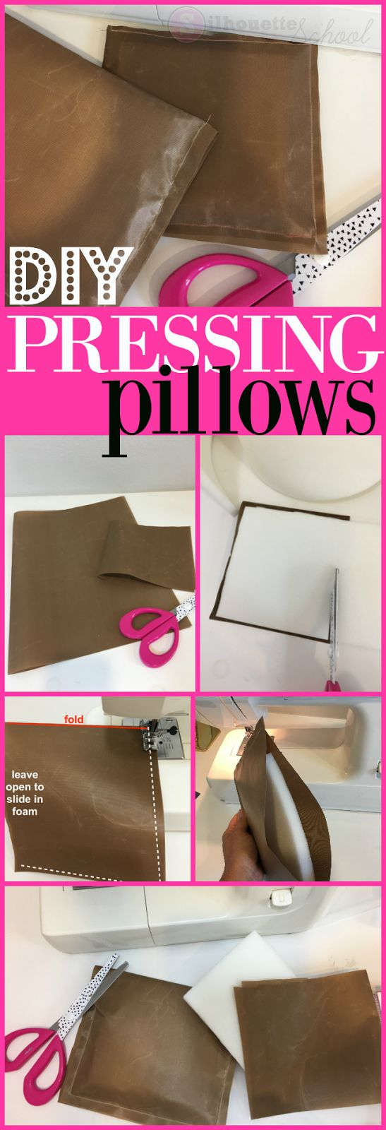 Heat Press Pillows: How to Make Your Own (and Save a Bunch of Money!)