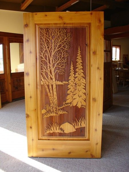 Great River Door Company Inc Residential Carved Doors