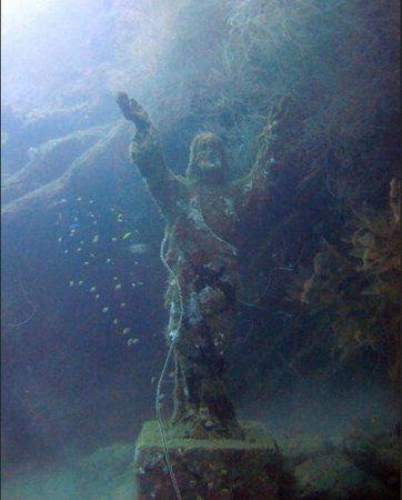 Vargas. Chichiriviche de La Costa. El Cristo de Chichiriviche