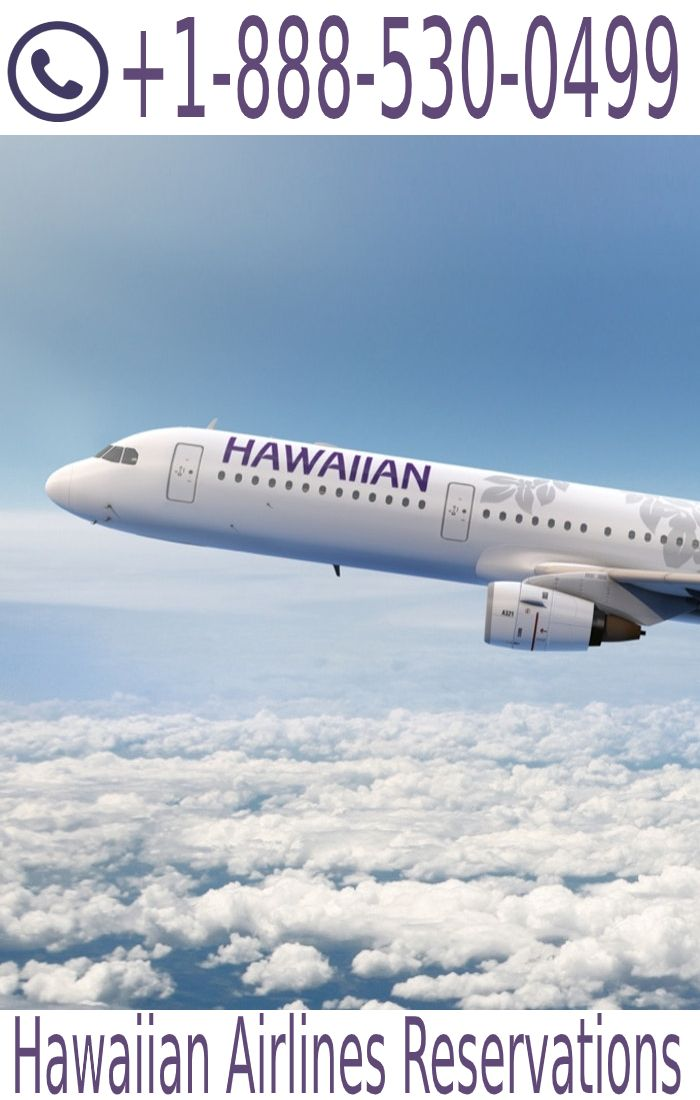 Hawaiian Airlines Reservations change policy in 2020 ...