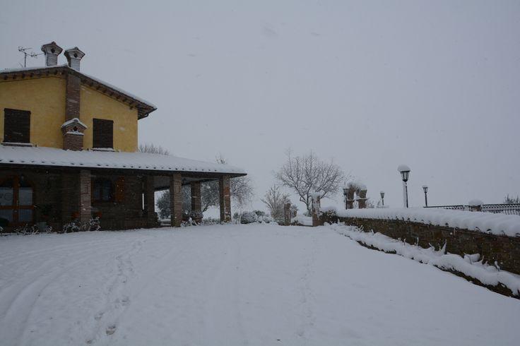 Panorama view - winter edition