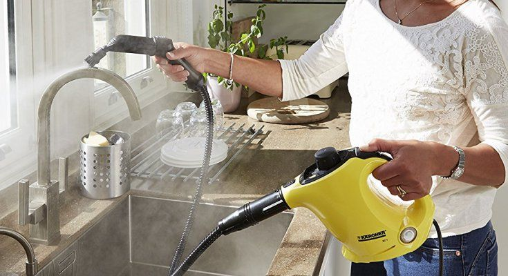 Best Handheld Steam Cleaner Review Steam Cleaners Cleaners Steam