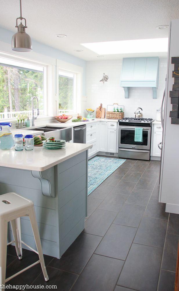 17 Best Ideas About Beach Kitchen Decor On Pinterest