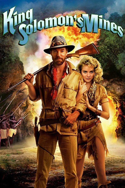 """*Watch!!~ King Solomon's Mines (1985) FULL MOVIE """"HD""""1080p Sub English ☆√ ►► Watch or Download Now Here 《PINTEREST》 ☆√"""