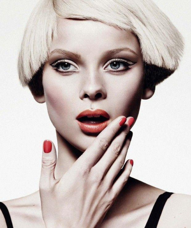 Harper's Bazaar España #makeup