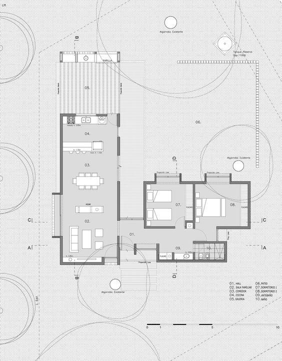 Les 3097 meilleures images du tableau arquitectura sur for Arquitectura 5 de mayo plan de estudios