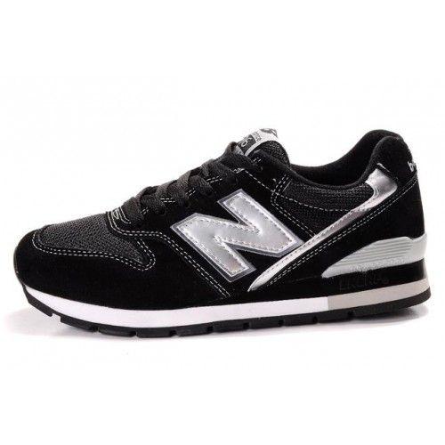 New Balance 996 Men's Black Silver M996BGS