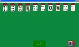 image spider solitaire xp version