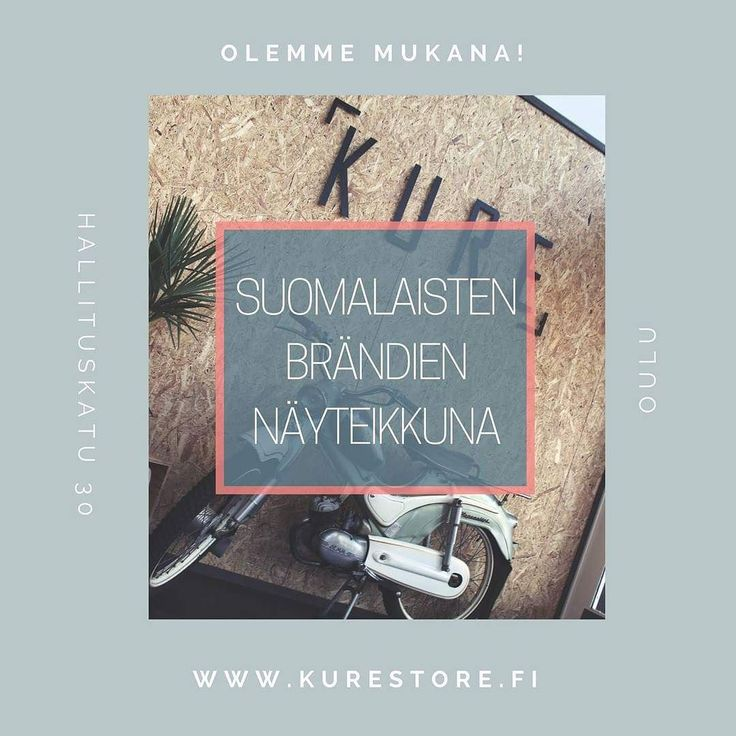 We have a new stockist in Oulu! See more about Kure @kureoulu #finnishdesign #finnishbrands #design #oulu