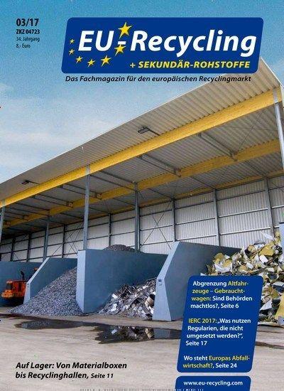 Auf #Lager: Von Materialboxen bis #Recyclinghallen  Jetzt in EU-#Recycling:  #Abfall #Logistik #Entsorgung