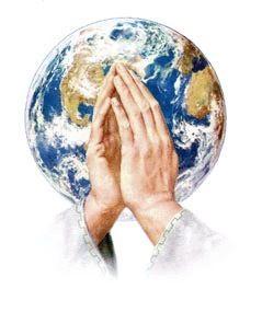 En ce moment où les populations du Népal sont durement éprouvées par des séismes de fortes amplitudes, il faut rappeler avec force que Dieu ne veut pas le malheur des hommes. Que chaque épreuve soit l'occasion pour chacun d'entre nous de mettre en prière...