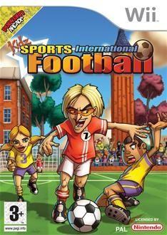 Voor de kleine voetbalfan: Kidz Sports: International Football #voetbal