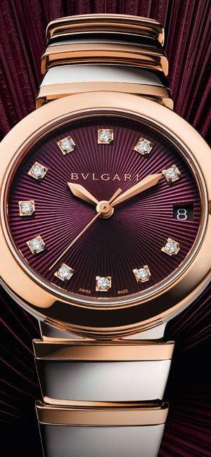 Emmy DE * Bvlgari #watch