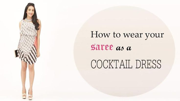 <p>Today I'm sharing with you my little secret- It's how you can give your saree a complete makeover, just by draping it differently.</p>
