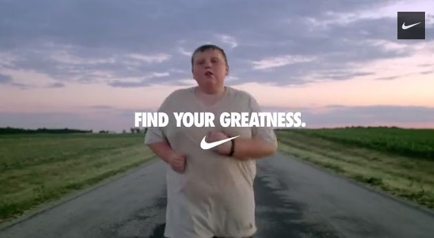 Find Your Greatness Commercial