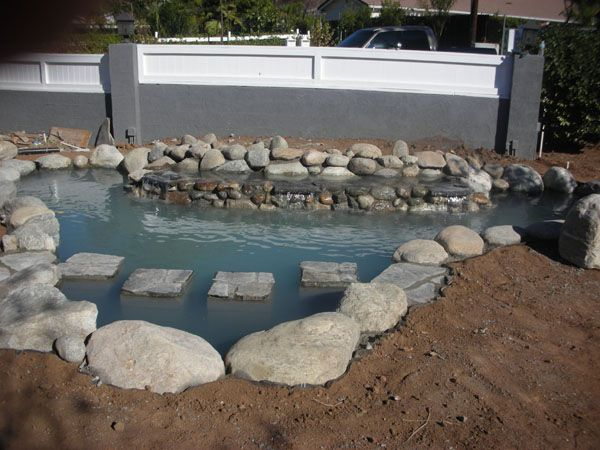 17 best images about pacific ponds design on pinterest for Koi pond builders near me