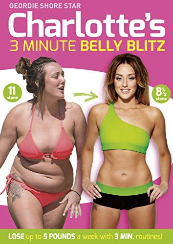 Charlotte Crosby's 3 Minute Belly Blitz [DVD] [2014] Universal Pictures UK http://www.amazon.co.uk/dp/B00QGQFO8U/ref=cm_sw_r_pi_dp_VpGQub0SDHHBQ