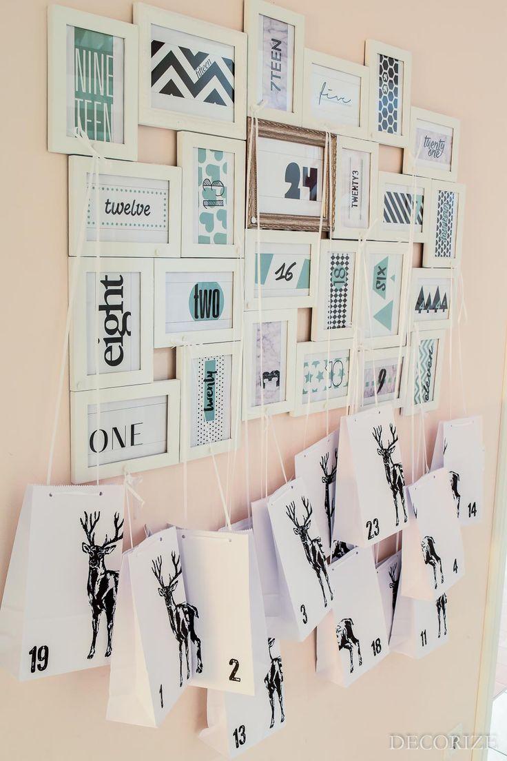 1000 ideas about adventskalender selber basteln on pinterest. Black Bedroom Furniture Sets. Home Design Ideas
