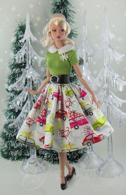 Gwendolyn's Treasures--ROCKABILLY CHRISTMAS   Flickr - Photo Sharing!