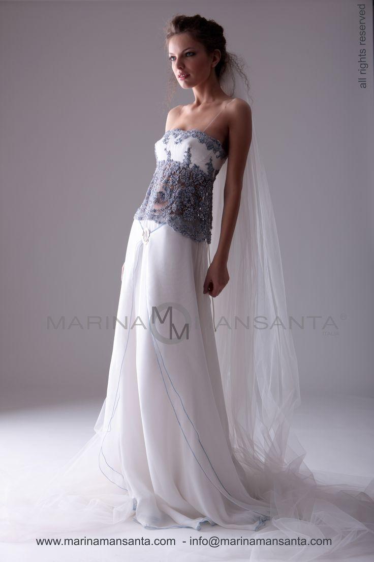 MARINA MANSANTA Collezione Muse, Modello Twiggy