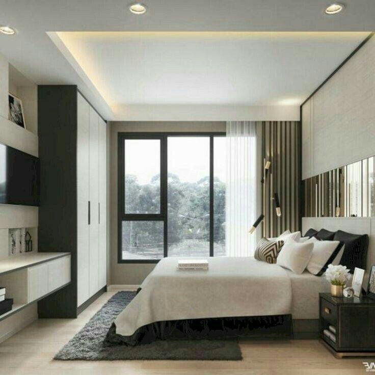 Di Jodohin Pcy Modern Luxury Bedroom Luxurious Bedrooms Modern Bedroom Design Modern bedroom interior design images