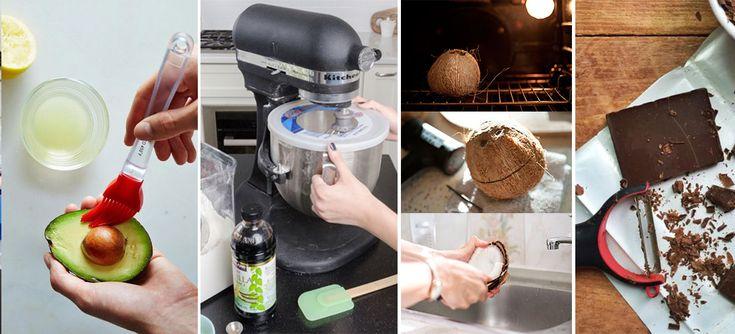 12 inesperados trucos de cocina que te dejarán con la boca abierta