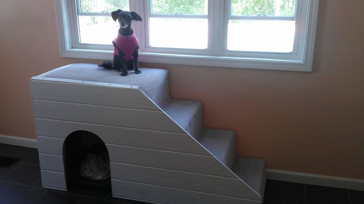 17 best ideas about custom dog houses on pinterest for Dog bed roof
