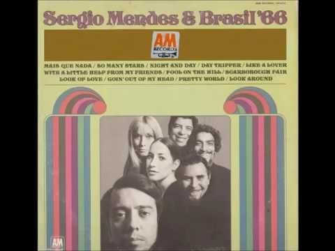 Sergio Mendes & Brasil 66 - Mas que nada (introduced by Eartha Kitt / Something Special 1967) - YouTube