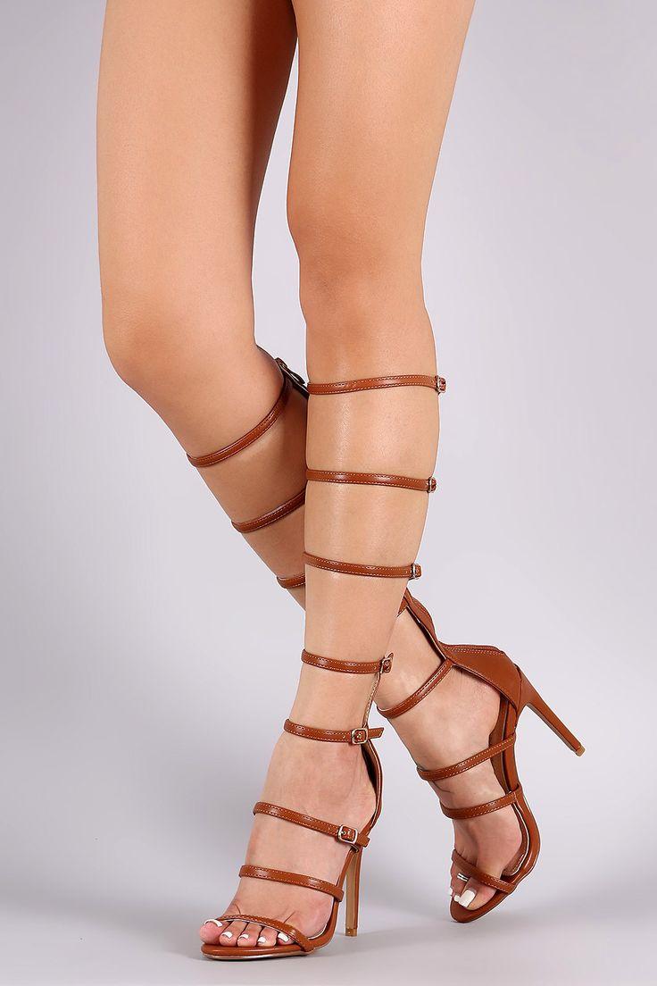 1000  ideas about Gladiator Heels on Pinterest | Sexy heels