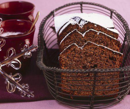 Rezept: Schoko-Glühwein-Kuchen