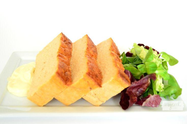 Pastel frío de bonito  - http://www.mycookrecetas.com/pastel-frio-de-bonito/