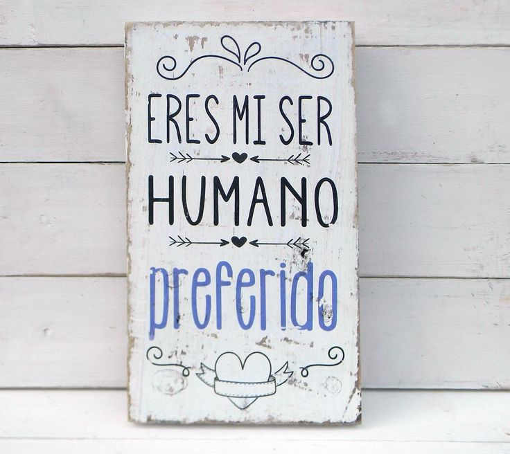 Letreros vintage amigos | ERES MI SER HUMANO...