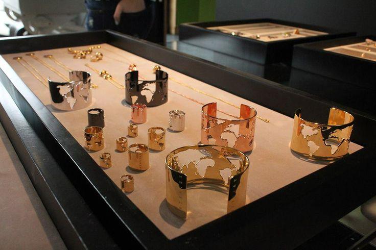 #Artelier #Worldcollection #pinkgold #blackgold #gold #jewelry #Comonpeople