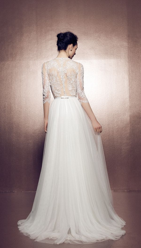 Daalarna Couture Wedding Dress Collection Ballet 24