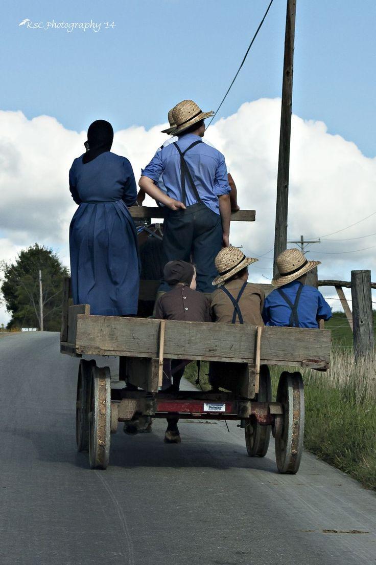 Travel the Amish Way