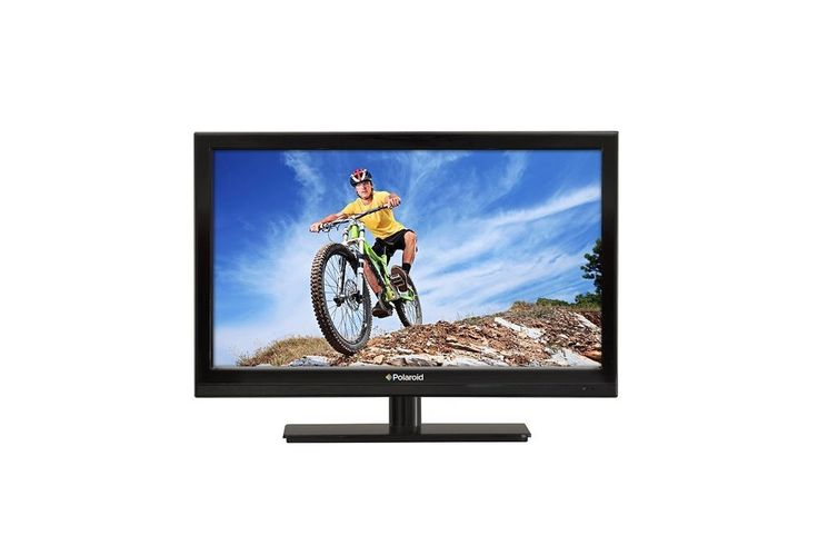 Polaroid 19GSR3000 19-Inch 720p 60Hz LED TV Monitor (Black), Brand New