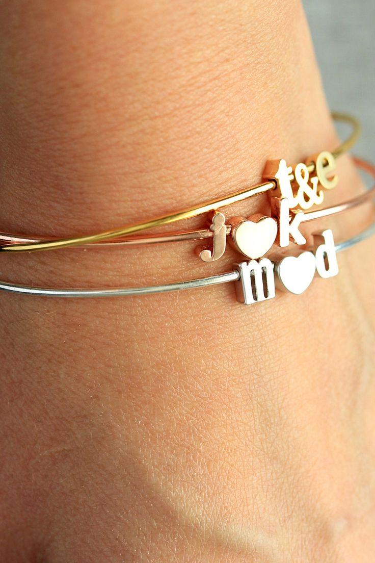 1000 ideas about personalized bracelets on pinterest. Black Bedroom Furniture Sets. Home Design Ideas