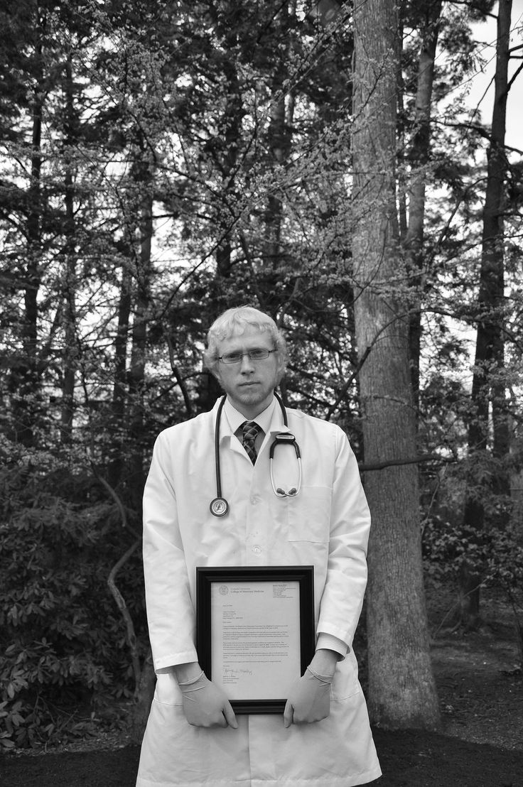 I did a photo essay on him (pre-vet students at Penn State)