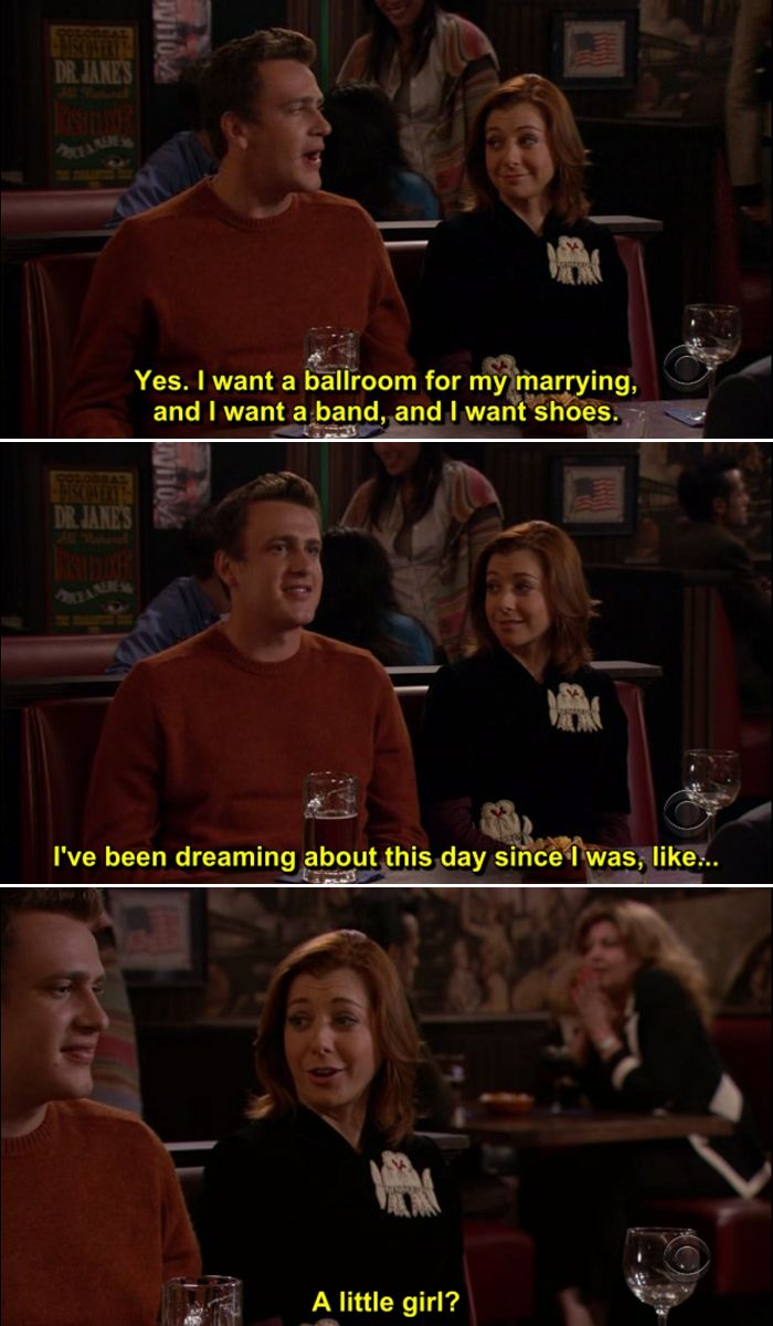 how i met your mother funny quotes | How I Met Your Mother Quote-8.. Gotta love Marshall