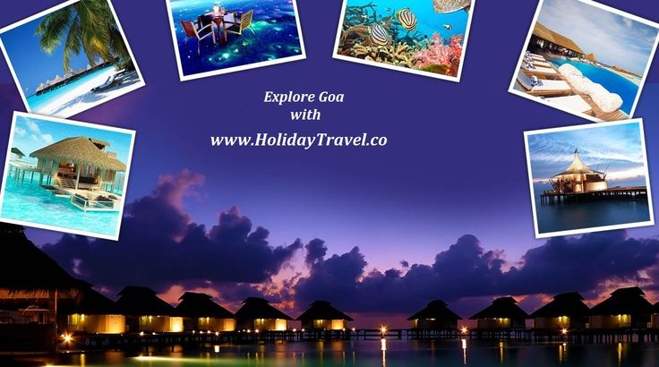 Explore Goa with www.holidaytravel.co at cheap rate and get special discount on New Year Beach Party