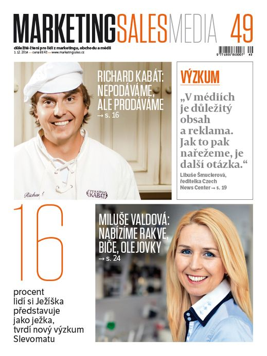 MarketingSalesMedia č. 49/2014.