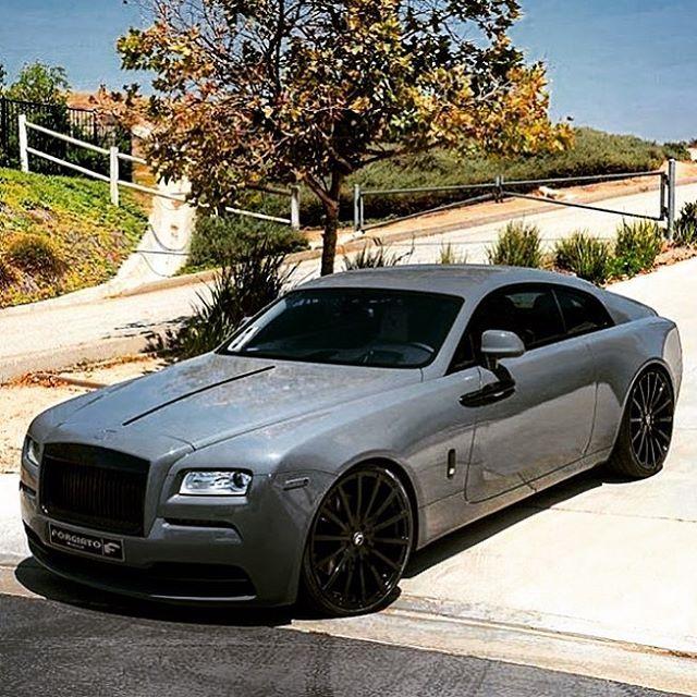 Beast, Rolls Royce Wraith …