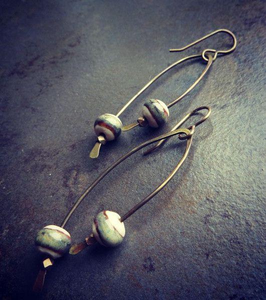 Original...lots of movement, and pretty!  Treading Water — Lorelei Eurto Jewelry