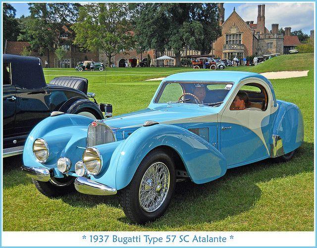 1937 Bugatti Atalante :: www.flickr.com/...