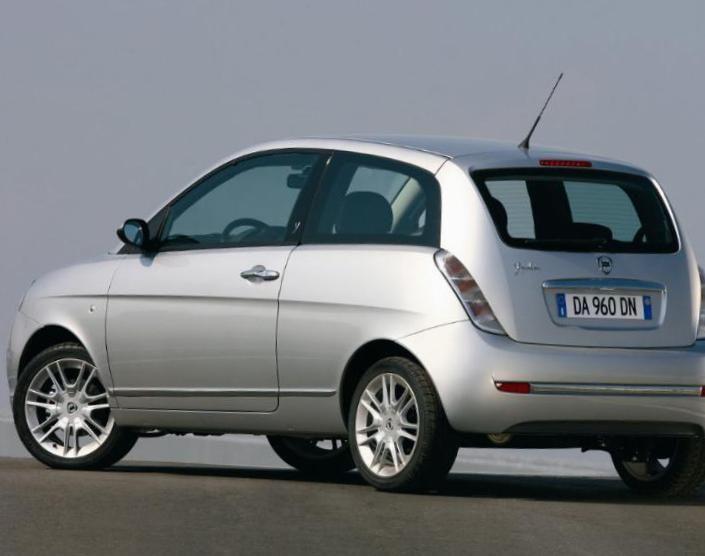 Lancia Ypsilon Specifications - http://autotras.com